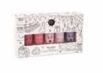 'Party' set of 5 - nailmatic® kids - water based nail polish